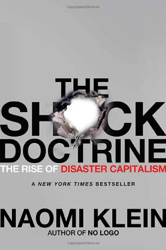 کتاب The Shock Doctrine