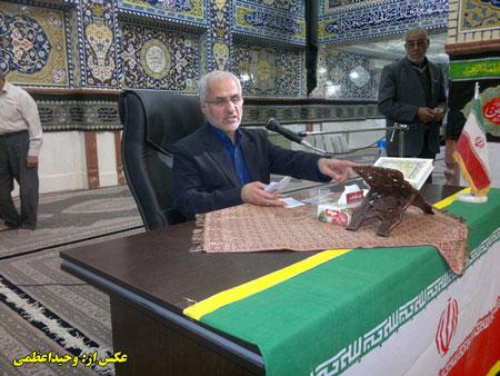 گزارش از سخنرانی استاد حسن عباسی با موضوع سبک زندگی
