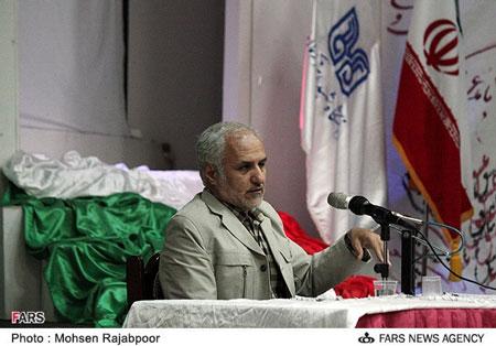 گزارش کامل از حضور دکتر حسن عباسی در دانشگاه شهید باهنر کرمان