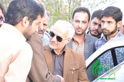 گزارش تصویری از سخنرانی استاد حسن عباسی در شهرستان ازنا