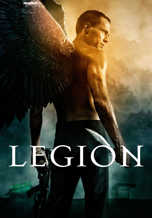 فیلم لژیون Legion