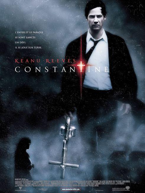فیلم کنسانتین constantin
