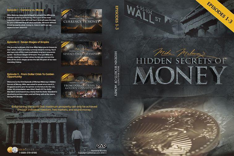 دانلود مستند رازهای پنهان پول Hidden Secrets of Moneya