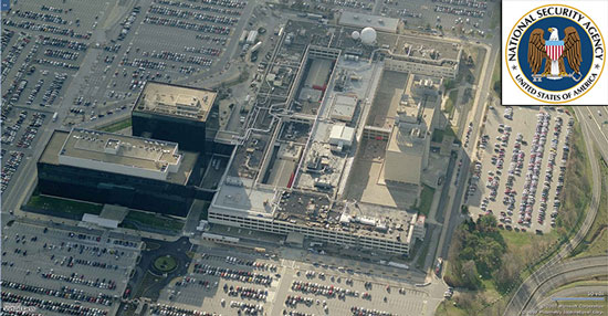 آژانس امنیت ملی آمریکا NSA