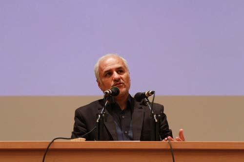 10 دانلود سخنرانی استاد عباسی با موضوع از حق ترسیدن تا حق توانستن+گزارش تصویری