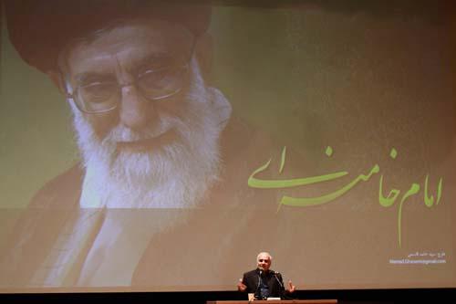 14 دانلود سخنرانی استاد عباسی با موضوع از حق ترسیدن تا حق توانستن+گزارش تصویری