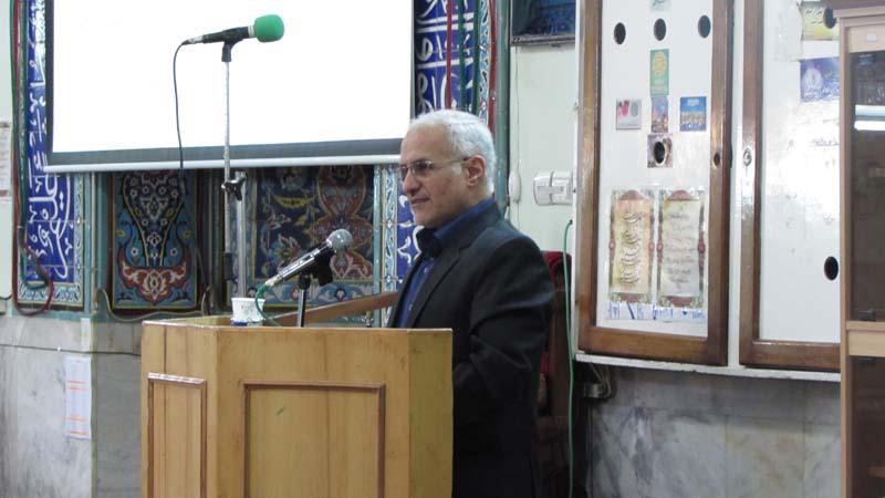 استاد حسن عباسی در شهرستان خمین