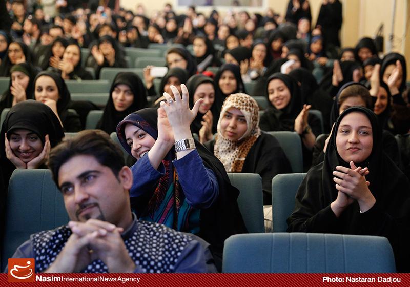 گزارش تصویری//مراسم روز دانشجو در دانشگاه علامه طباطبایی