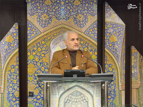 استاد حسن عباسی- رئیس اندیشکده یقین