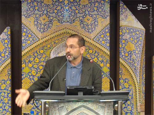 مارک گلن (Mark Glenn) نظریهپرداز و تحلیلگر ارشد مسائل سیاسی آمریکا