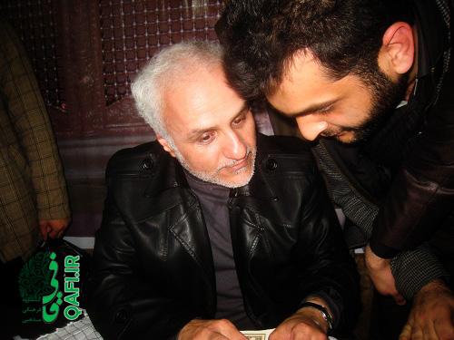 سخنرانی استاد حسن عباسی در یادواره مردان بی ادعا