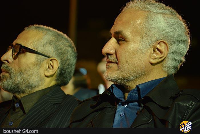 استاد حسن عباسی در همایش «بوشهر دو قرن مقاومت در برابر استعمار»
