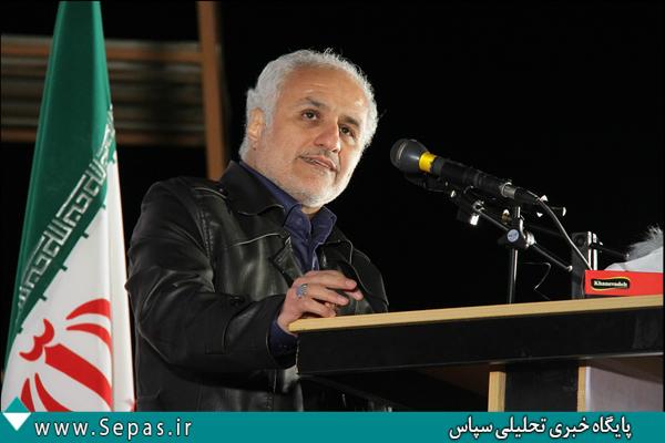 استاد حسن عباسی در همایش«بوشهر دو قرن مقاومت در برابر استعمار»