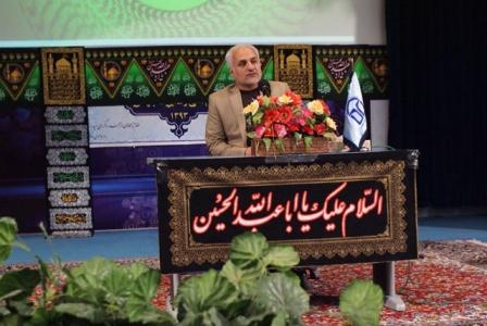 سخنرانی استاد حسن عباسی در دانشگاه علوم پزشکی کاشان