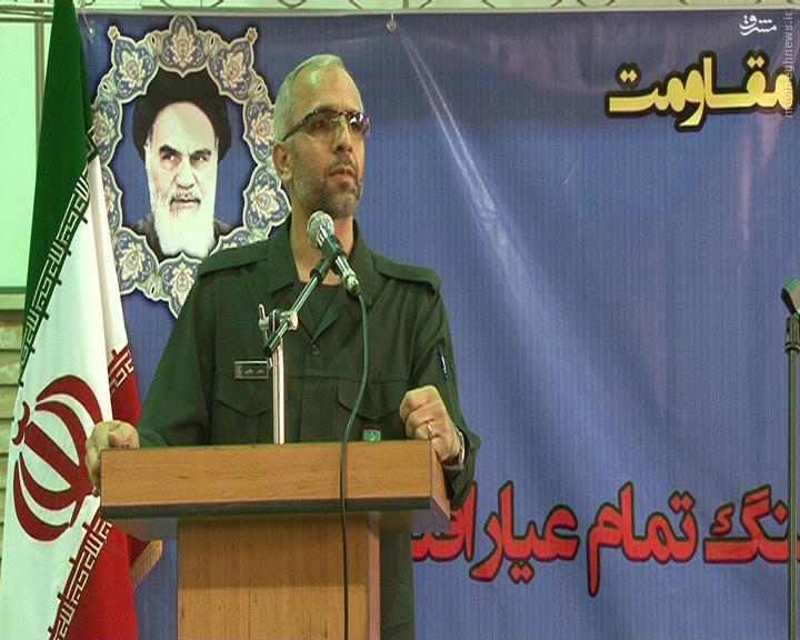 گرامیداشت هفته بسیج در ناحیه بسیج کمیل تهران