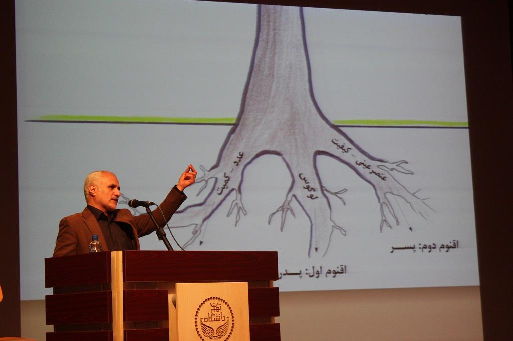 سخنرانی استاد حسن عباسی با موضوع یک دانشگاه، دو پارادایم