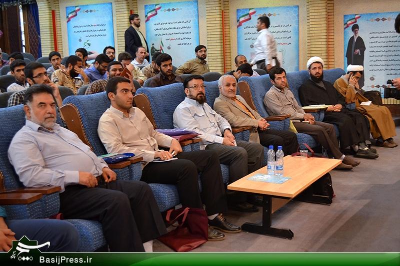 سخنرانی استاد حسن عباسی در کارگاه عملیات روانی اعضای شبکه جهاد فرهنگی