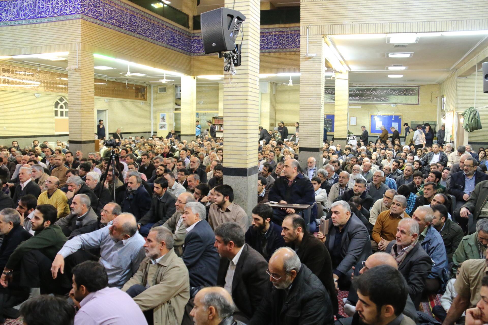 %name گزارش تصویری؛ سخنرانی استاد حسن عباسی با موضوع نفوذ