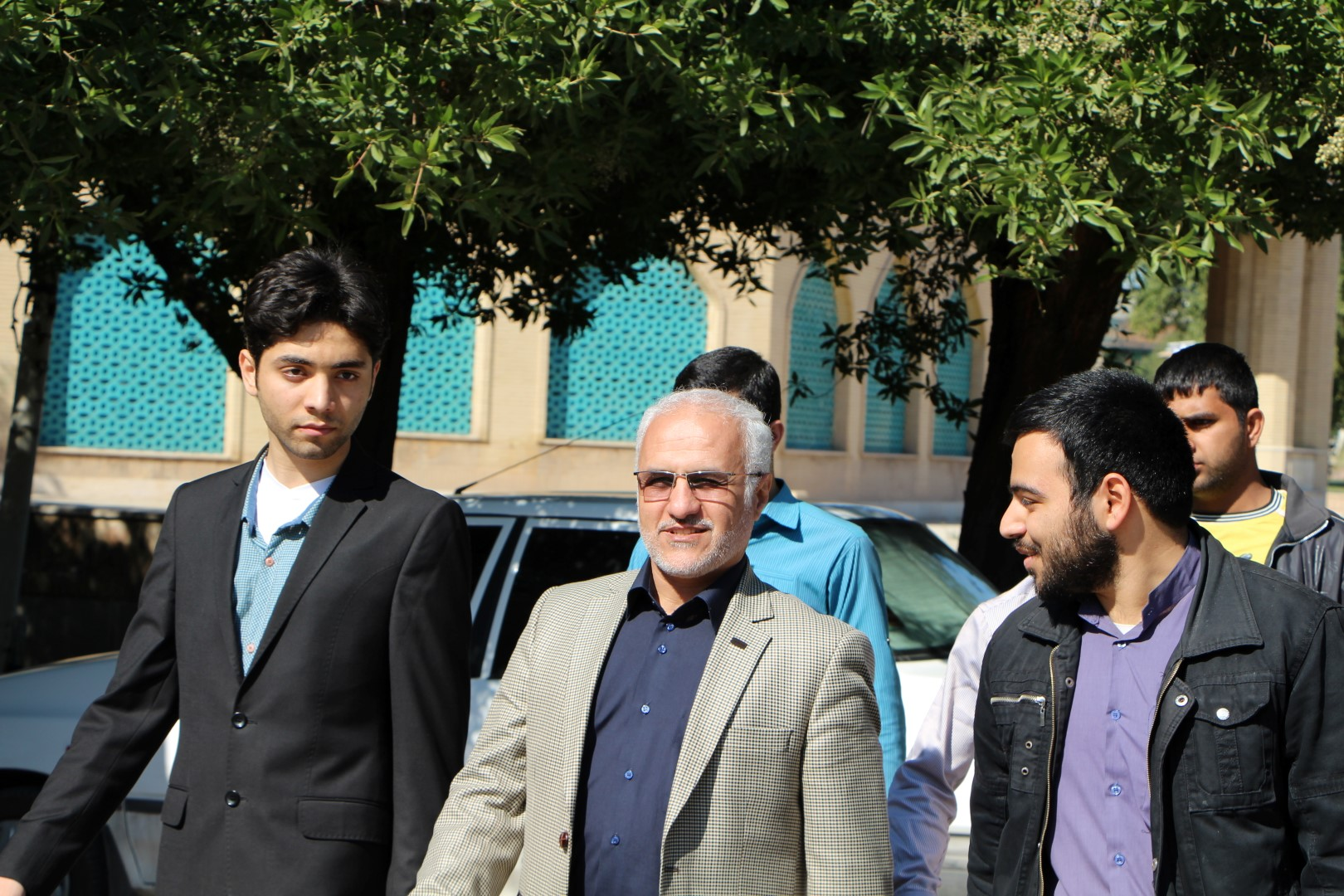 IMG 5113 گزارش تصویری؛ سخنرانی استاد حسن عباسی با موضوع از چوئن لای تا سیاست درهای باز