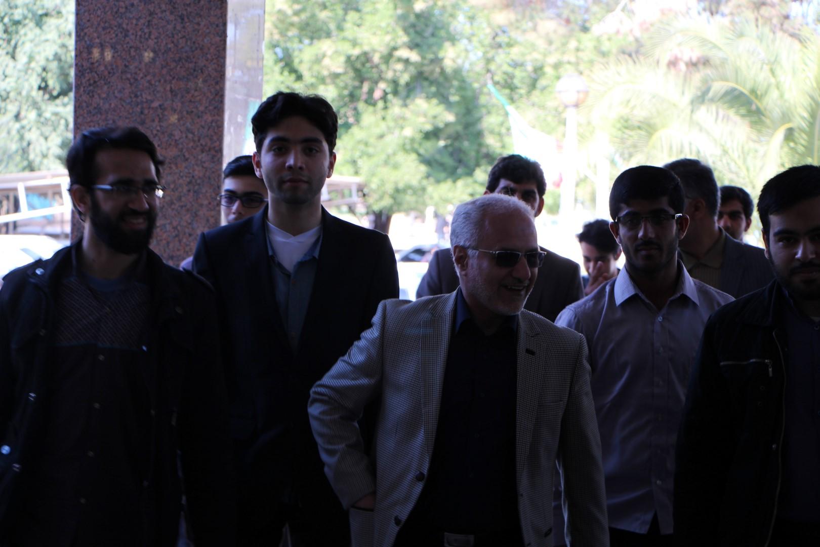 IMG 5114 گزارش تصویری؛ سخنرانی استاد حسن عباسی با موضوع از چوئن لای تا سیاست درهای باز