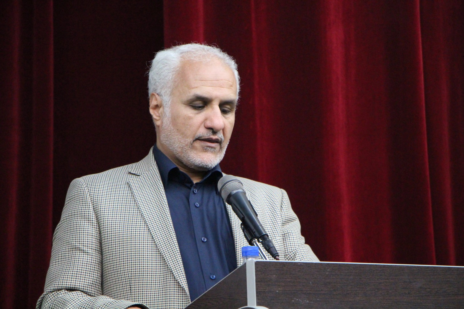 IMG 5165 گزارش تصویری؛ سخنرانی استاد حسن عباسی با موضوع از چوئن لای تا سیاست درهای باز