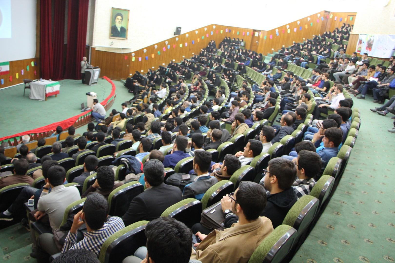 IMG 5195 گزارش تصویری؛ سخنرانی استاد حسن عباسی با موضوع از چوئن لای تا سیاست درهای باز