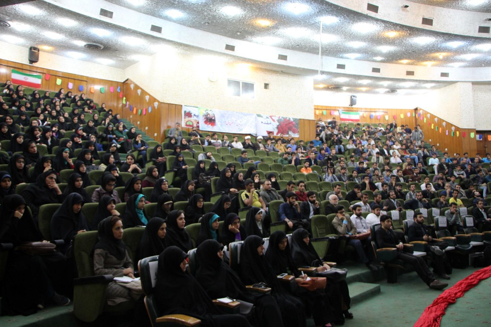 IMG 5218 گزارش تصویری؛ سخنرانی استاد حسن عباسی با موضوع از چوئن لای تا سیاست درهای باز