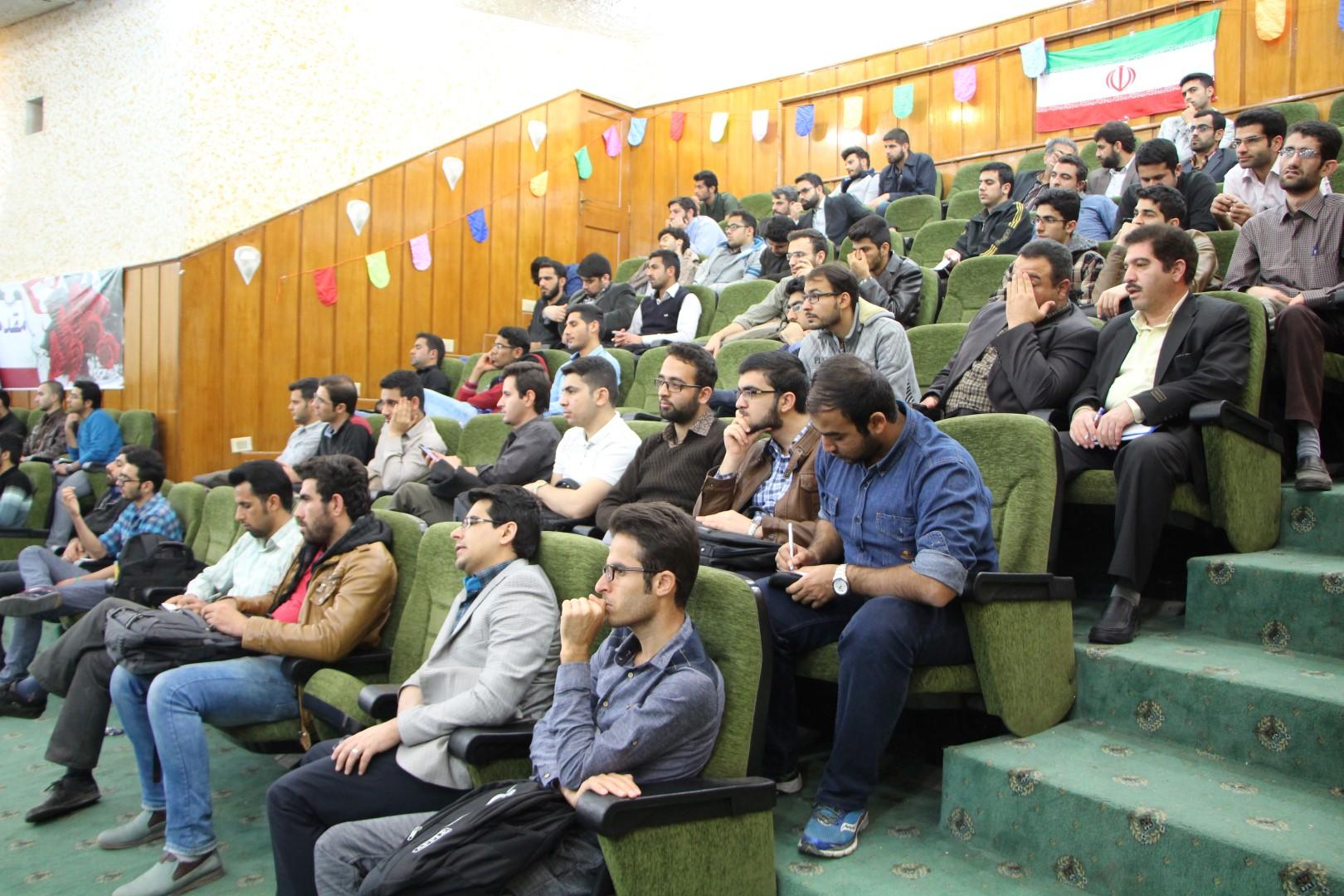 IMG 5280 گزارش تصویری؛ سخنرانی استاد حسن عباسی با موضوع از چوئن لای تا سیاست درهای باز