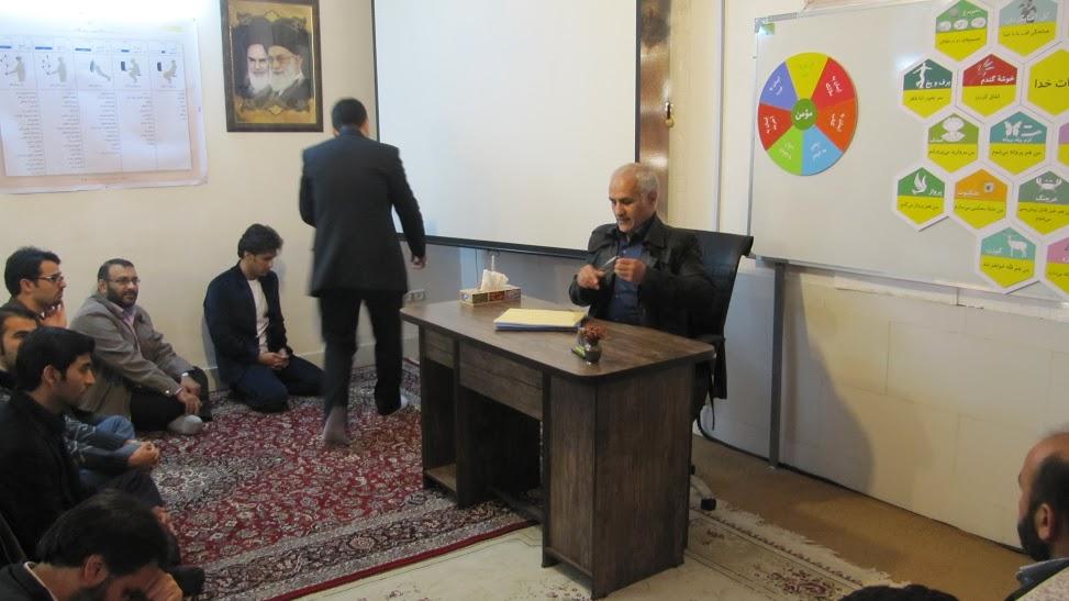 گزارش تصویری؛ سخنرانی استاد حسن عباسی در اراک