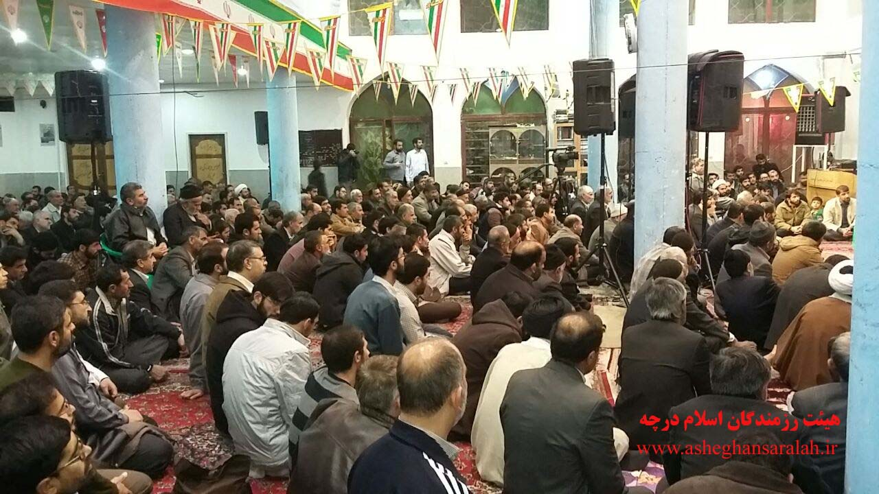 IMG 05 گزارش تصویری؛ سخنرانی استاد حسن عباسی با موضوع انقلابی که شد، انقلابی که میشود