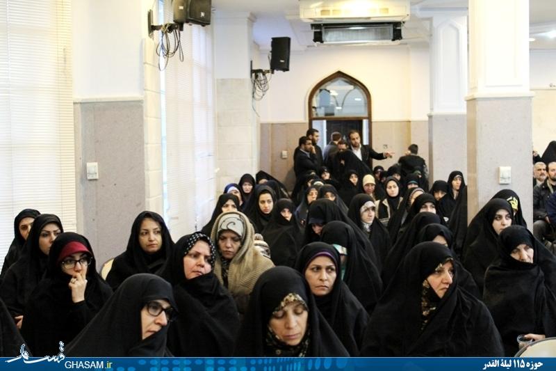 گزارش تصویری؛ سخنرانی استاد حسن عباسی با موضوع فتنه های عصر ما