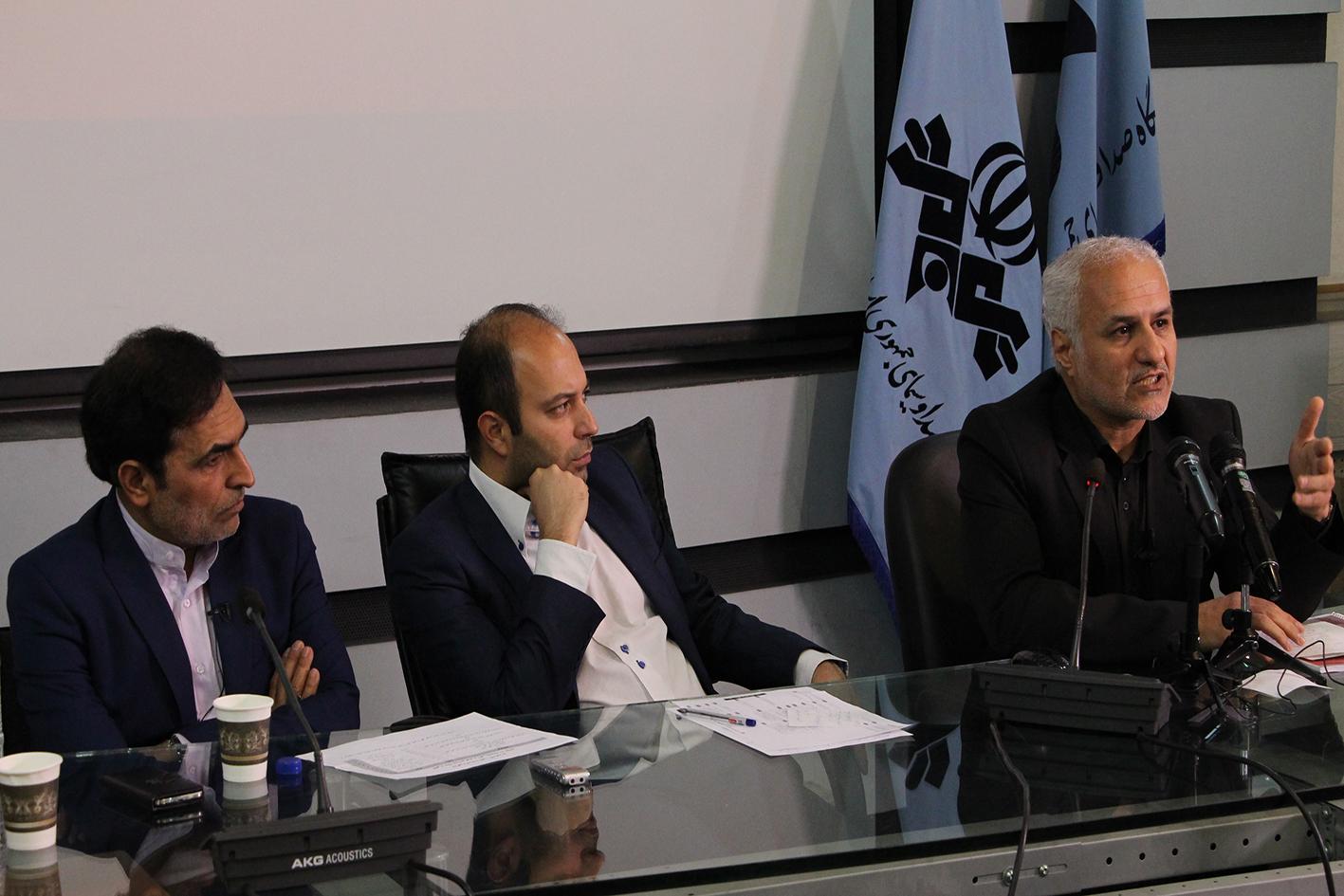سخنرانی استاد حسن عباسی در دانشگاه صداوسیما - نشست تخصصی رسانه و تروریسم