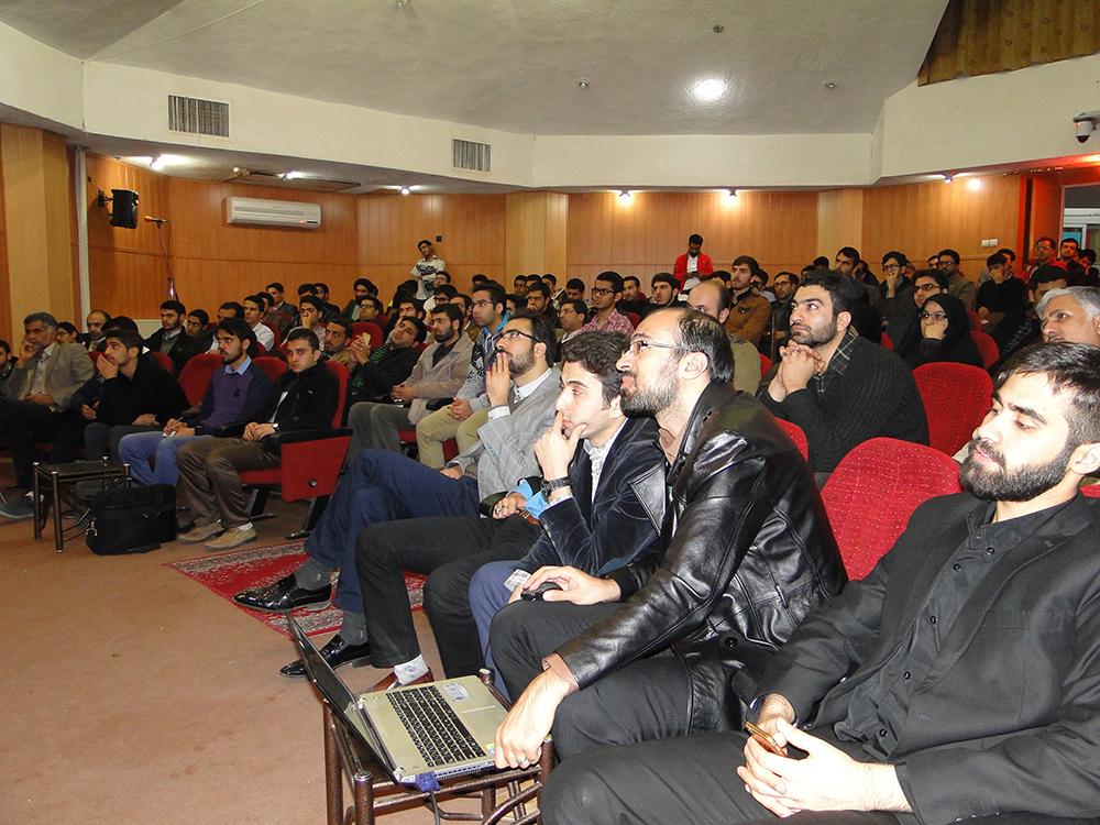 سخنرانی استاد حسن عباسی در دانشگاه علوم پزشکی کاشان - دانش پزشکی؛ الگوی تمدنسازی آینده