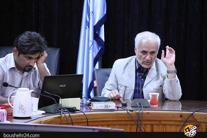 IMG03 گزارش تصویری؛دیدار استاد حسن عباسی با اساتید دانشگاه خلیج فارس