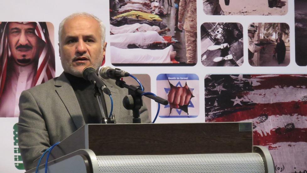 سخنرانی استاد حسن عباسی در اتحادیه انجمنهای اسلامیدانش آموزان یزد - جهان بدون شر