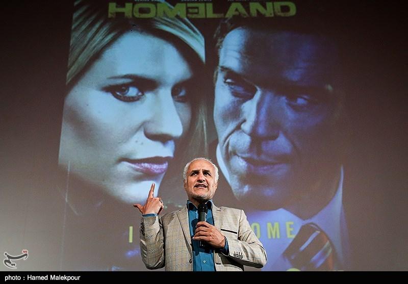 سخنرانی استاد حسن عباسی در چهاردهمین جشنواره بینالمللی فیلم مقاومت؛ تحلیل سریال هوملند (میهن)