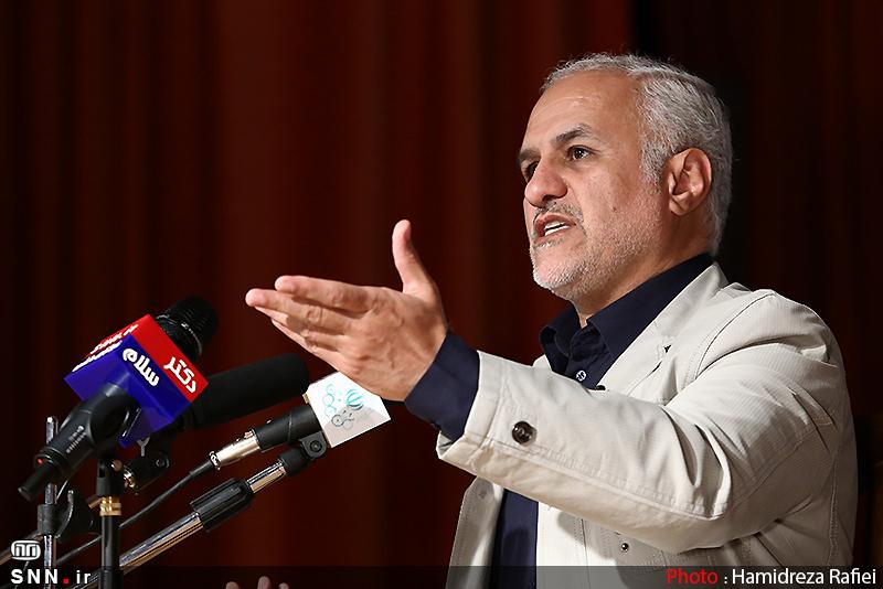 IMG23145767 به گفته عکسی؛ سخنرانی استاد حسن عباسی با موضوع سایه روشنهای دکترین ملی تکنولوژی جمهوری اسلامی ایران