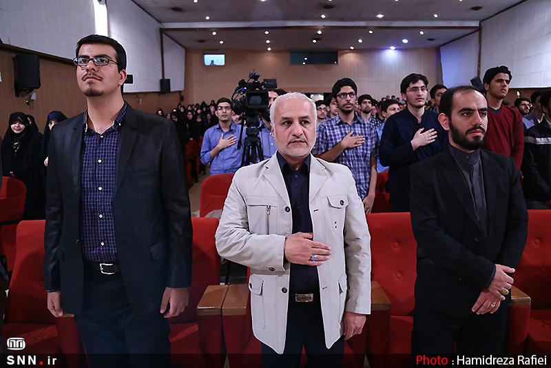 IMG23155356 به گفته عکسی؛ سخنرانی استاد حسن عباسی با موضوع سایه روشنهای دکترین ملی تکنولوژی جمهوری اسلامی ایران