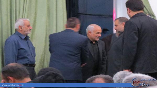 سخنرانی استاد حسن عباسی در مازندران - آزادی و عزت حسینی در جهاد کبیر