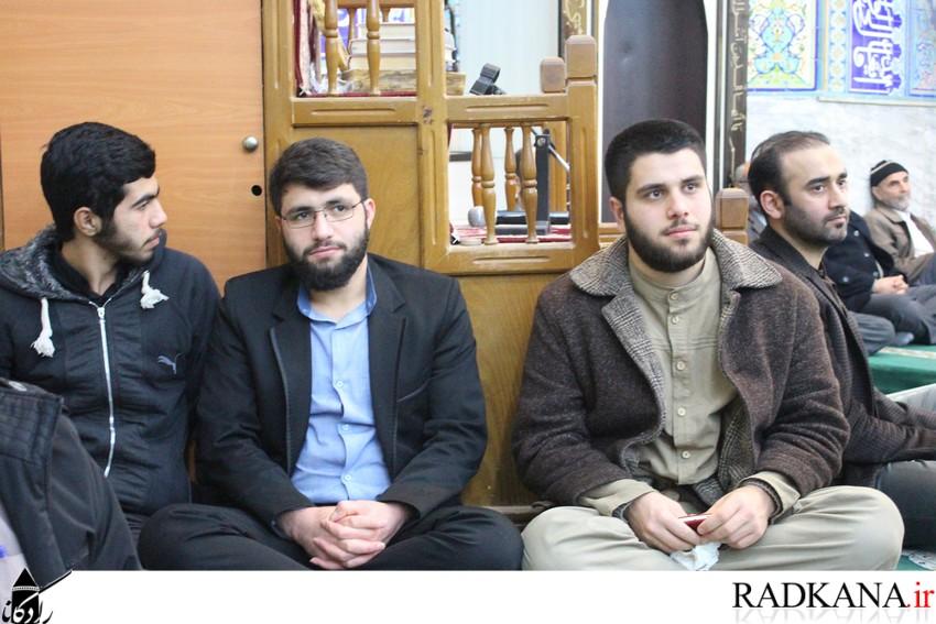 سخنرانی استاد حسن عباسی در مسجد جامع بندرگز - دشمنشناسی و انقلاب اسلامی
