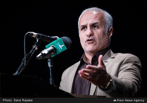 13950310211603741 نقل از عکسی؛ سخنرانی استاد حسن عباسی در اختتامیه دومین جشنواره بین المللی کاریکاتور «هولوکاست»