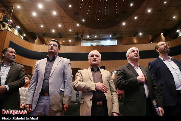 140066 نقل از عکسی؛ سخنرانی استاد حسن عباسی در اختتامیه دومین جشنواره بین المللی کاریکاتور «هولوکاست»