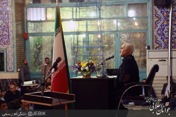 سخنرانی استاد حسن عباسی در مسجد جامع بندر امام خمینی(ره) - ثمره فؤاد فاطمیون