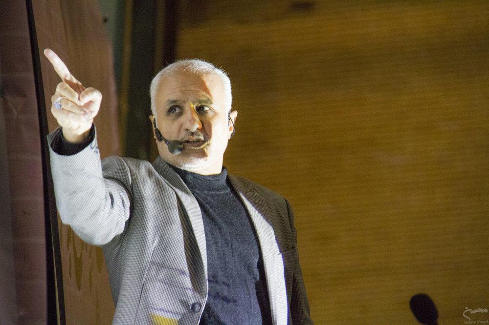 سخنرانی استاد حسن عباسی در خرم آباد - اقتصاد ایران پس از ترامپ