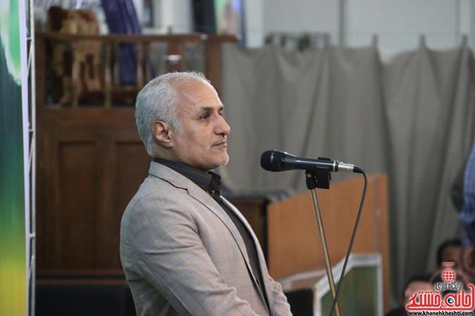 سخنرانی استاد حسن عباسی در مسجد امام خمینی (ره) رفسنجان - مهدویت و آخرالزمان