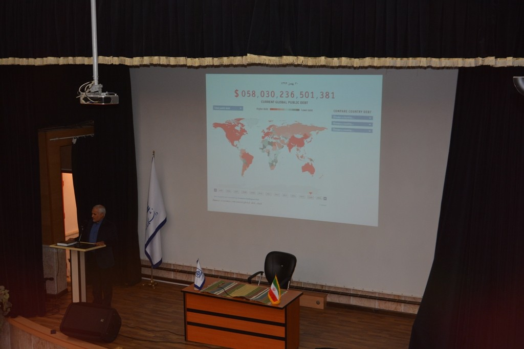 DSC 6445 نقل از عکسی؛ سخنرانی استاد حسن عباسی با موضوع مهندسی سیاسی و همچنین دار و همچنین دستهی نیویورکیها