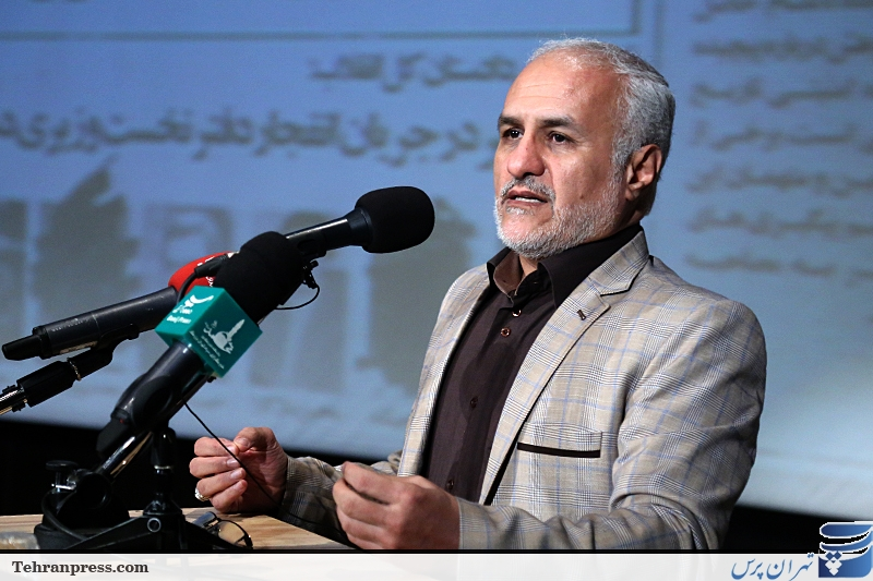 سخنرانی استاد حسن عباسی در آیین رونمایی از فیلم مستند پرونده ناتمام