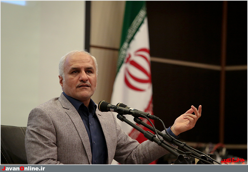سخنرانی استاد حسن عباسی در دانشگاه علامه طباطبایی - صداقت و اسلام آمریکایی