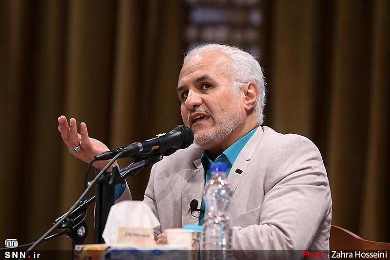 سخنرانی استاد حسن عباسی در دانشگاه شهید بهشتی - سقوط آزادی؛ سایهروشنهای دکترین دموکراسی آمریکایی