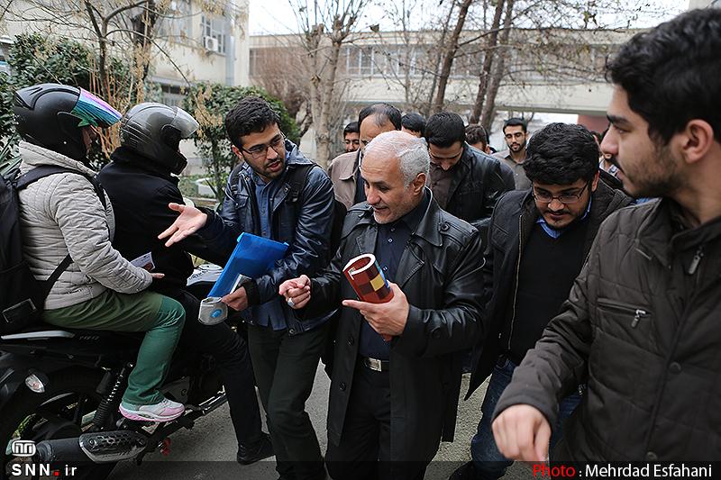 سخنرانی استاد حسن عباسی در دانشگاه صنعتی شریف - راه روشن